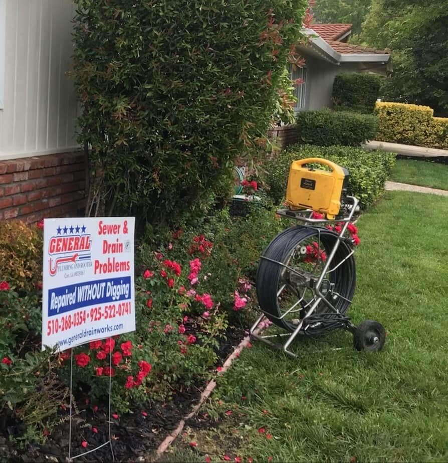 general plumbing and rooter plumbing repair